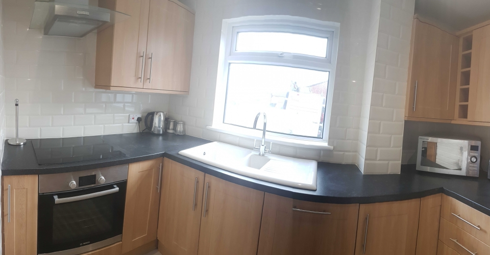 Brighton Kitchen Install